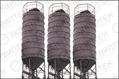 :: CEMENT BULK STORAGE - SILO FOR CEMENT ACCUMULATION AND STORAGE ::